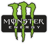 Наклейка Monster Energy Stickers 2