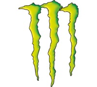 Наклейка Monster Energy Stickers 3