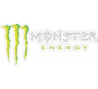 Наклейка Monster Energy Вариант 4
