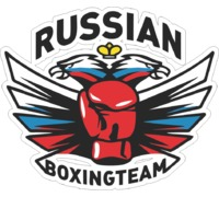 Наклейка WSB Team Badges Russia